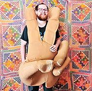 dan deacon by josh sisk