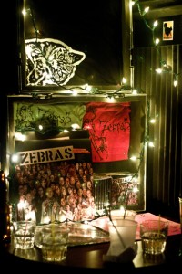 zebras merch by jessica steinhoff